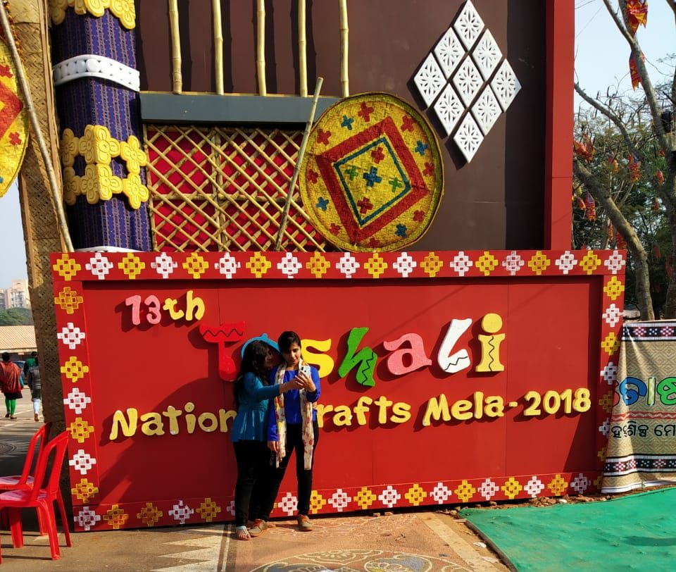 TOSHALI NATIONAL CRAFT MELA: ODISHA